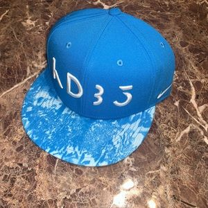 NWT NIKE KD 35 KEVIN DURANT HAT